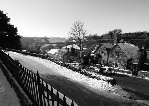 Snowy Powerstock by KevF