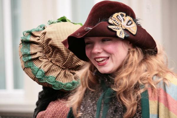 Victorian lass by TracyK
