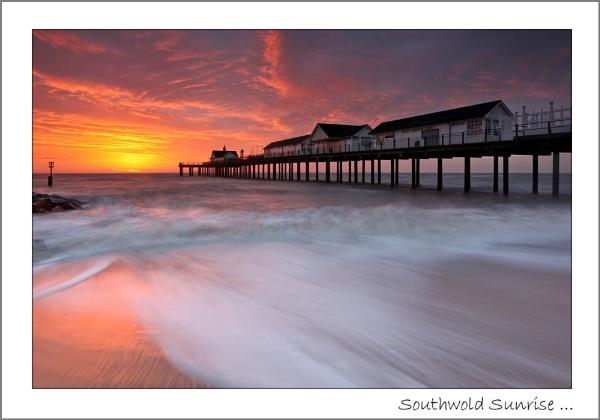 Southwold Sunrise by Gaz_H