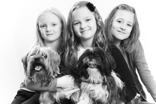 Kids & Animals by Moey