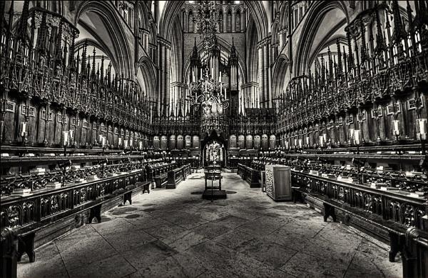 Lincoln Choir by dwilkin