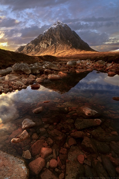 Buachaille Etive Mor by andy210966