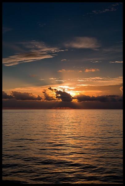 Mediterranean Sunset by BernieS