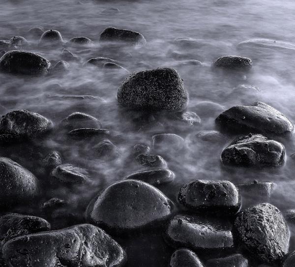 Stones and Surf by derekhansen