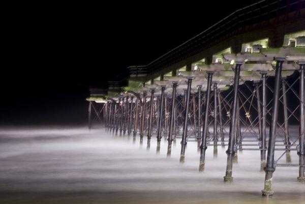 Saltburn Pier by pauldavey