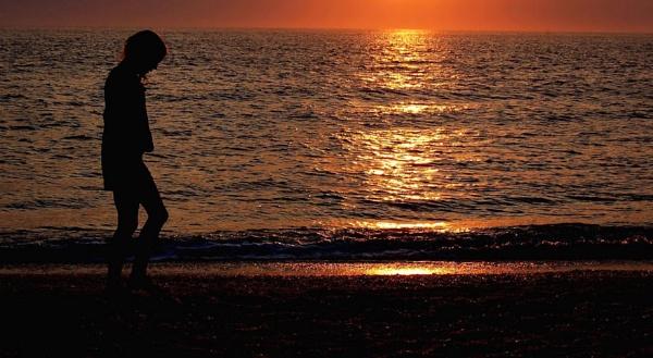 Summer Sunset by SJAlfano