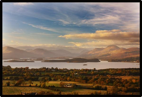 Loch Lomond by StuartCarr