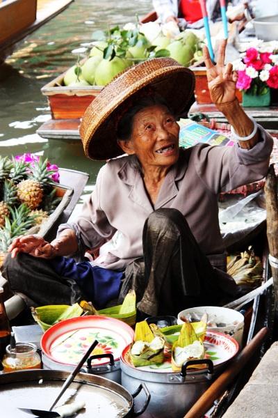 Bangkok Water Market by Radders3107
