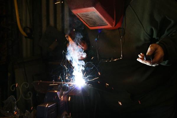 welding by NeilWigan