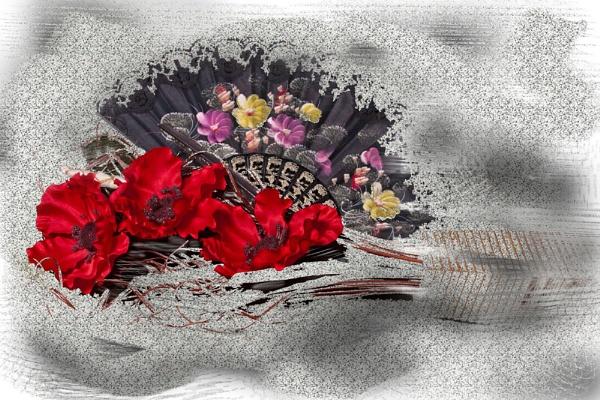 Flower ,Fan and Filigree, by NeilWigan