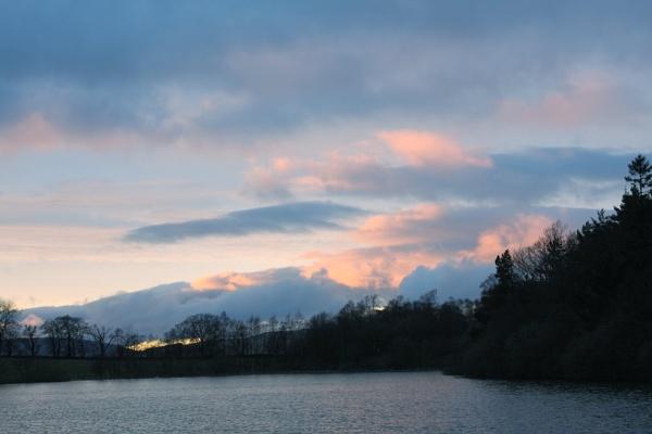 Cauldshiels sun set by jingler