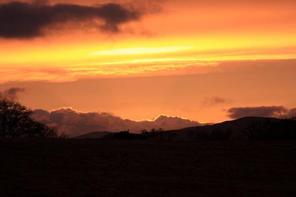 sunset by jingler