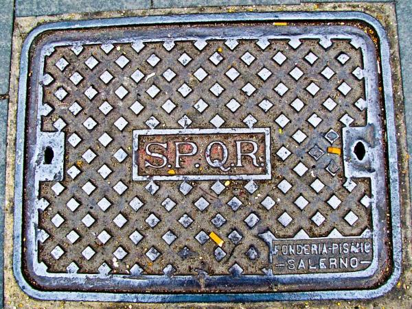 SPQR by Shocksy