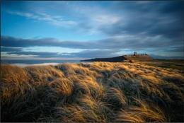 Dusk at Dunstanburgh