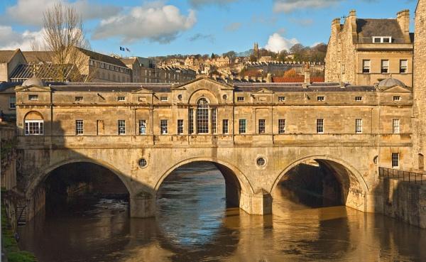 Pulteney Bridge Bath by Trev_B