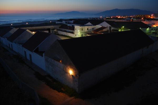 The fisherman\'s warehouse - Tarifa, Spain by dsafari