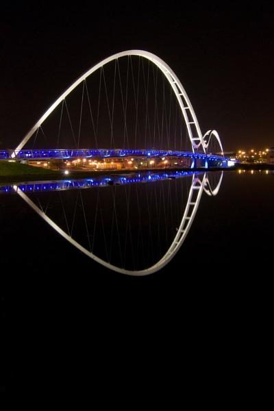 Infinity Bridge by poohbah