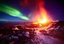 Icelandic Nights... by JamesAppleton