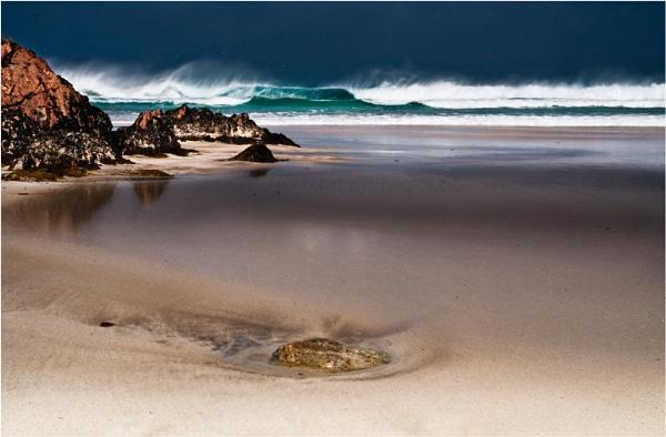 Hebridean Beach by Bellai