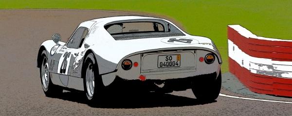 1964 Porsche Carrera 904 GTS by bill777