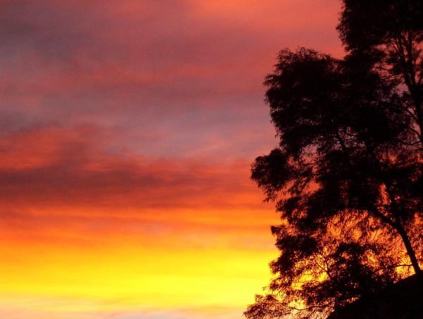 Sunset by portholepaul