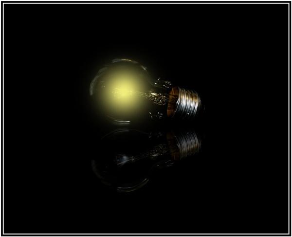 40W Light bulb by jamestheboy