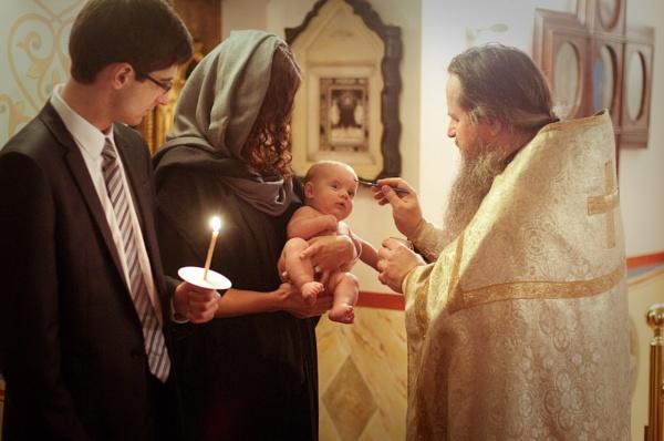 Christening by lisalobanova