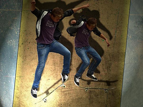 Skater by wattoj