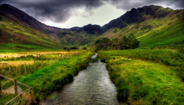 Buttermere by trahern