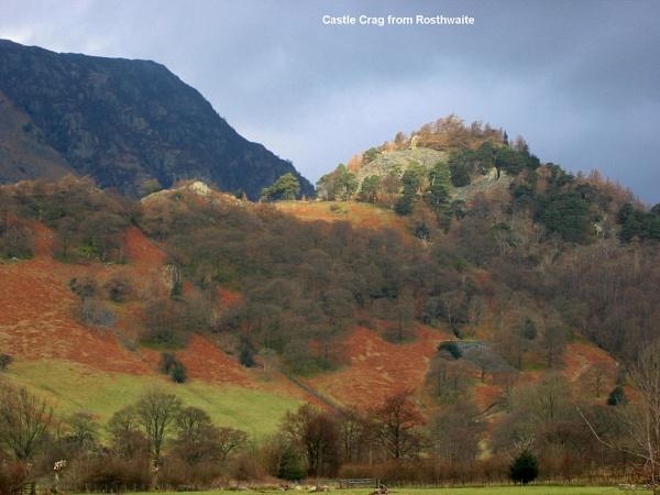 Castle Crag by BillPaskin
