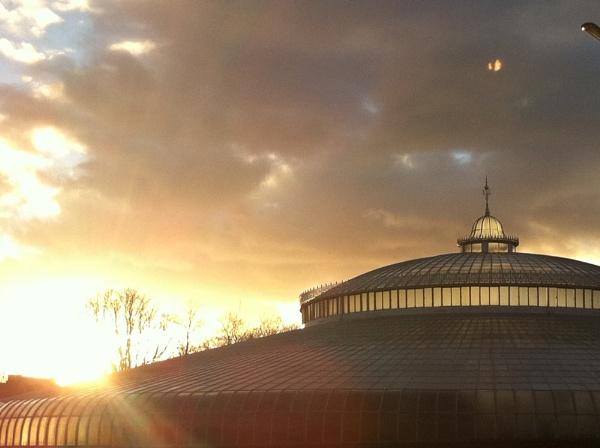 Botanic Gardens, Glasgow by roisin