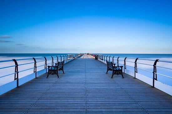 Saltburn infinity pier by Lizzie_Shepherd