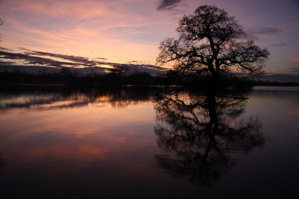 Floods at Dusk by Fairoaks
