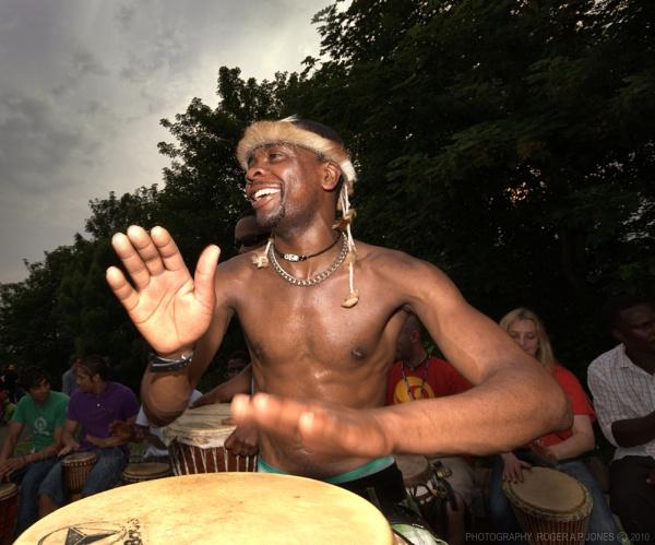 Zulu Riddim by RAPjones