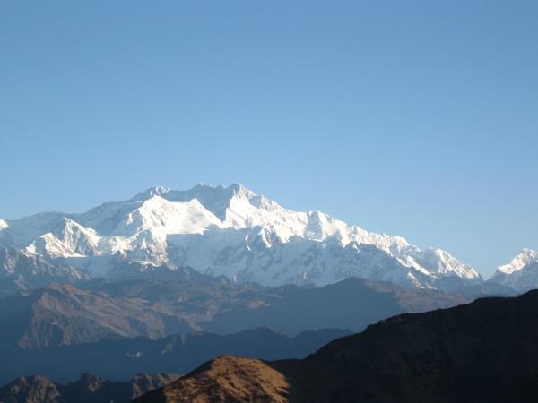 Mount Kanchenjunga,India. by soulphoto