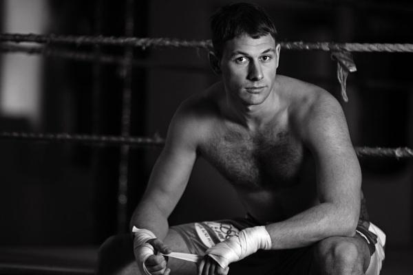 The Boxer by chrispo