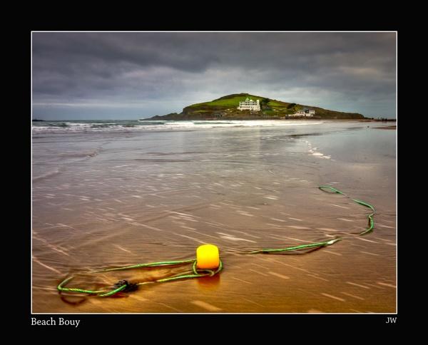 Beach Bouy by jer