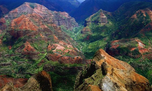 Waimea Canyon by Kruger01