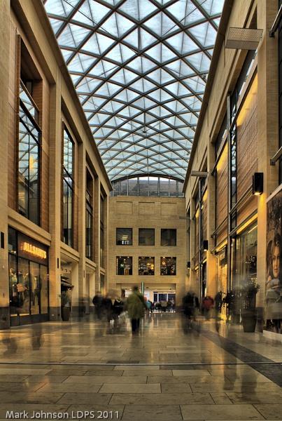 Modern Cambridge by PhotoMorph