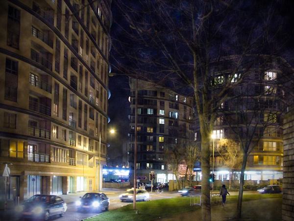 Woking Commuter Flats @ ISO6400 by JackAllTog