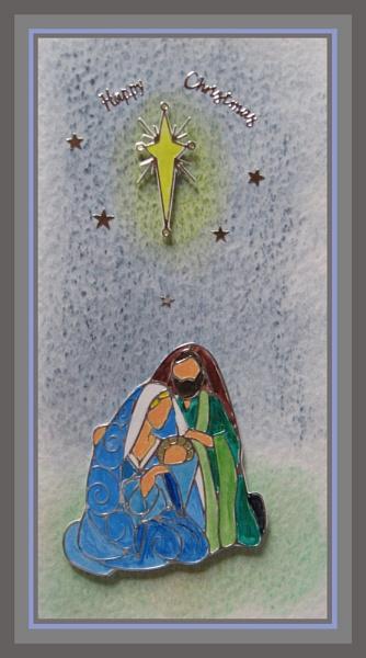 Christmas Card by Elizabethh