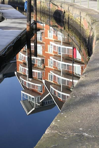 Reflection by Mrserenesunrise