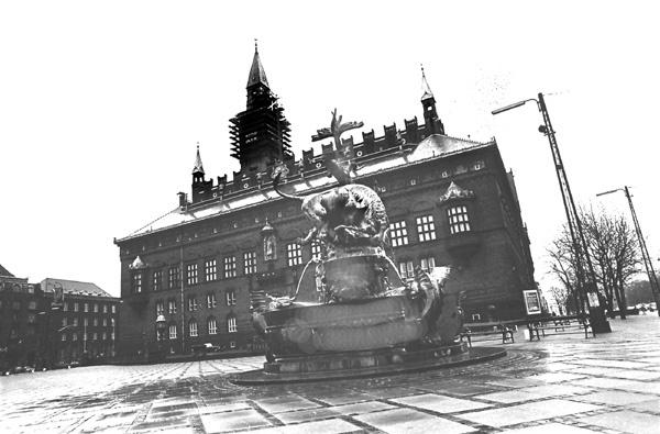 City Hall. by Carlkuntze