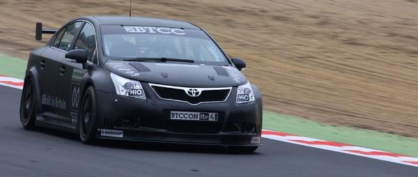 BTCC Toyota @ Brands Hatch by AbbyMosh
