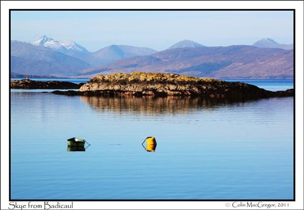 Skye from Badicaul by colin