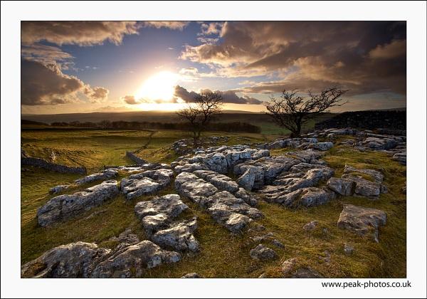 Sunbreak over Settle by richardwheel