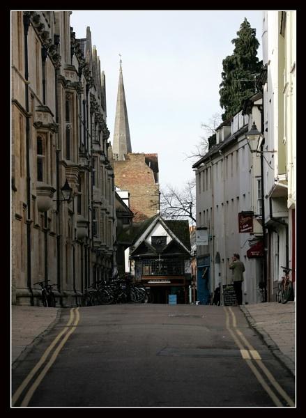 Oxford Street by sidaorb