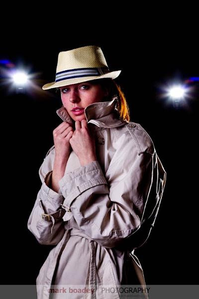 Secret Agent by Britman