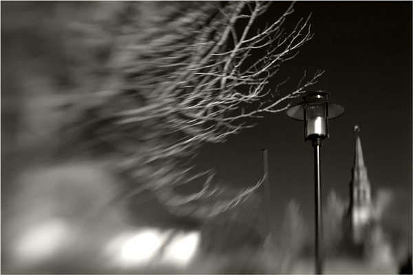 Street lamp by woolybill1