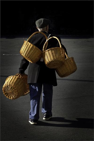 Basket Case by jarendell
